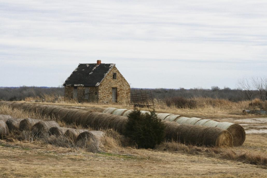 Barn Texas Fields